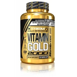 Vitamin Gold 120 caps.