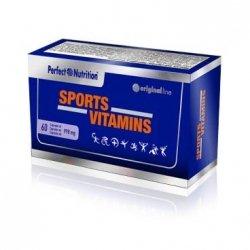 Sports Vitamins 60 caps.