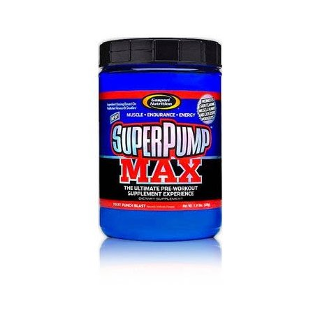 SuperPump MAX 640 gr