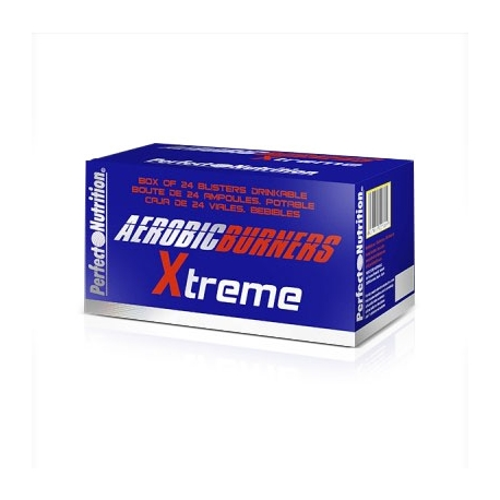Aerobic Burners Xtreme 24 viales
