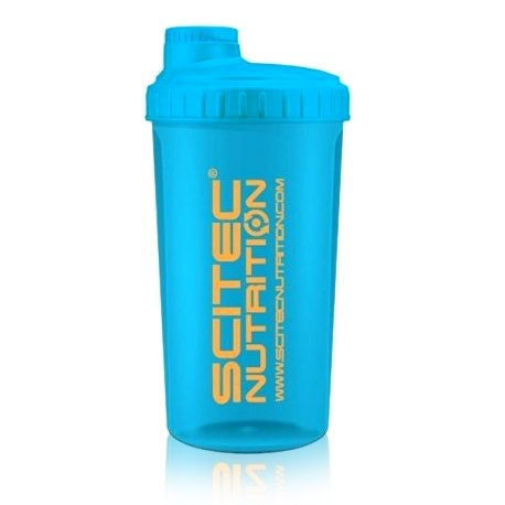 Shaker Scitec Nutrition Neon Azul