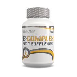 Vitamin B Complex 60 tabls.