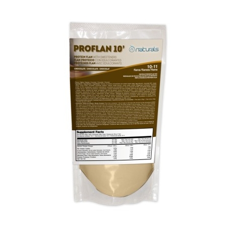 Pro Flan 10' Chocolate 275 gr (10-11 flanes)