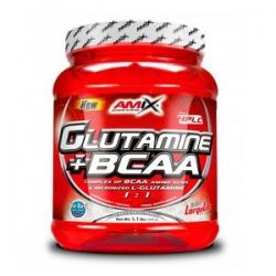 Glutamine + BCAA Powder 530 gr
