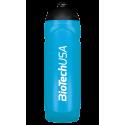 Botella de agua azul 750 ml
