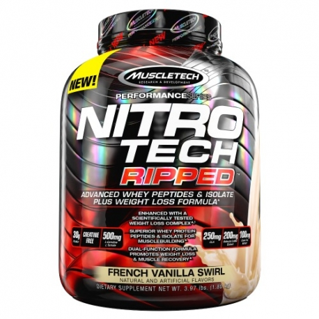 Nitro-Tech Ripped 1.8 Kg
