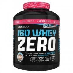 Iso Whey Zero 2.7 Kg (20% más de producto)