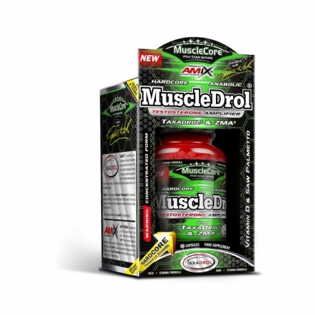 Muscledrol 60 caps
